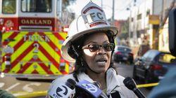 À Oakland, la terrible attente des proches des