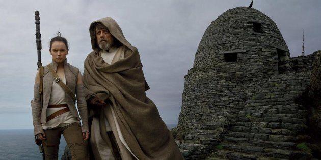 Un nouveau personnage de «Star Wars: Les derniers Jedi» dévoilé à un lancement de