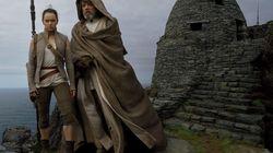 Un nouveau personnage de «Star Wars» dévoilé à un lancement de