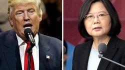 Pékin avertit Donald Trump après son faux-pas