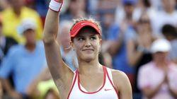 Et la joueuse de l'année selon Tennis Canada