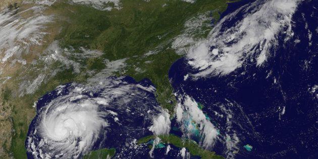 Texas et Louisiane sous la menace de l'ouragan