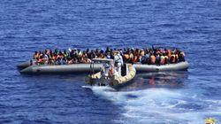 Méditerranée: au moins 117 cadavres repêchés vendredi au large de la