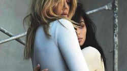Ce nouveau cliché de Kim et Khloé Kardashian est encore plus
