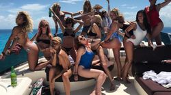 Mannequins, bikinis, Mexique et soleil pour les 25 ans de Cara