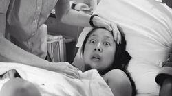Cette maman a eu une grosse surprise après son accouchement
