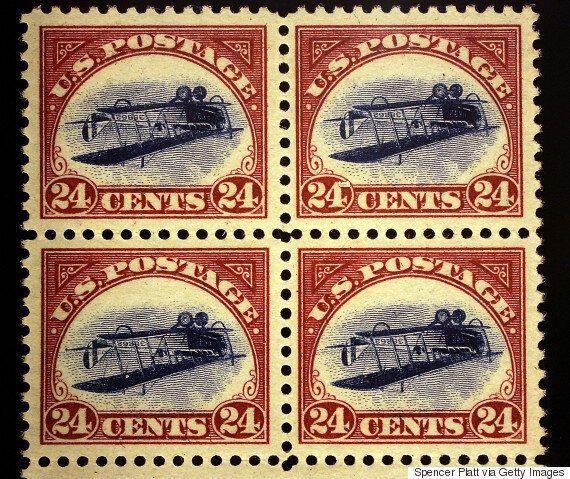 Un timbre très rare retrouvé 60 ans après son vol aux