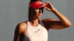 Maria Sharapova reçoit une invitation pour les Internationaux des