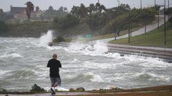 L'ouragan Harvey arrive et pourrait être le pire depuis
