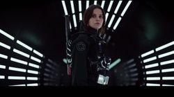 La bande-annonce de «Star Wars: Rogue One» dévoilée