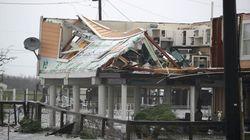 L'ouragan Harvey laisse la destruction dans son sillage, avant les