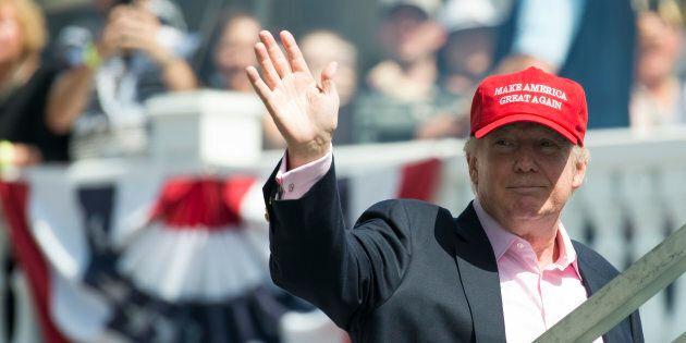 Donald Trump salue la décision «sage» de Kim