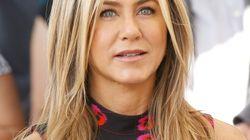 Voici ce que Jennifer Aniston déclare au sujet des tétons de Rachel dans