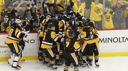 Les Penguins prennent les devants