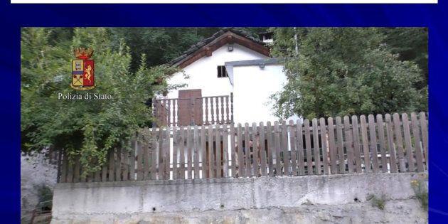 La jeune femme a été séquestrée dans une maison du nord de l'Italie près de
