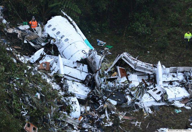 Crash en Colombie: l'hypothèse du manque de carburant se