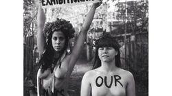 Cette Femen accusée à Montréal réclame l'arrêt des