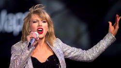Taylor Swift n'a pas chômé en