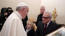 Martin Scorsese a rencontré le pape