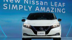 Nissan présente sa nouvelle Leaf pour affronter la