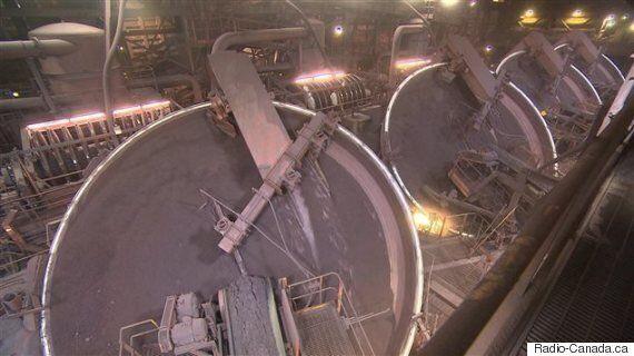 Côte-Nord : 2500 travailleurs d'ArcelorMittal pourraient perdre leur emploi d'ici 2030