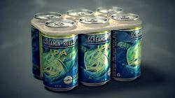 Voici le «six-pack» de bière qui ne risque plus de tuer les animaux