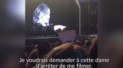 Adele en a assez des gens qui filment les concerts au lieu de les vivre