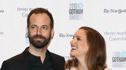 Natalie Portman et Benjamin Millepied amoureux sur le tapis rouge des Gotham