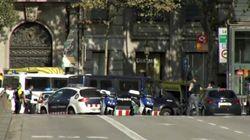 Une fourgonnette percute la foule à Barcelone, au moins 13