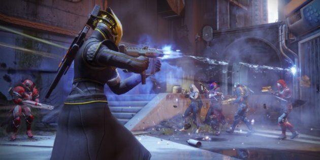 «Destiny 2» livre la marchandise et même