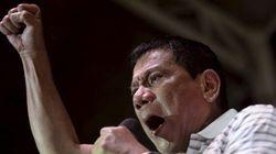 Le président élu des Philippines met la tête des criminels à