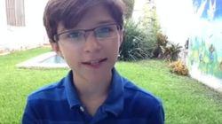 À 12 ans, il se moque des parents contre la vaccination