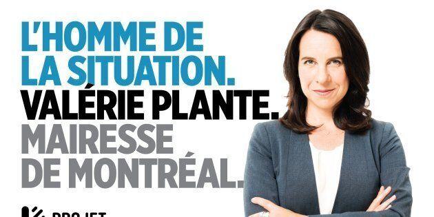 Je ne connais pas ses idées pour Montréal ni son programme politique, mais je sais qui elle est.