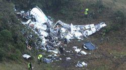 L'écrasement d'un avion transportant une équipe de soccer en Colombie fait 75
