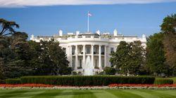 Une partie de la Maison Blanche