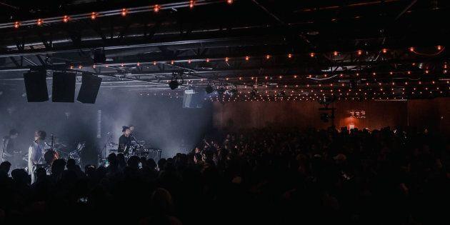 Le Red Bull Music Academy de retour à