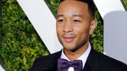 John Legend ne porte pas Donald Trump dans son