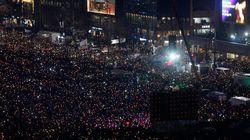 Corée du Sud: Plus d'un million de manifestants contre la