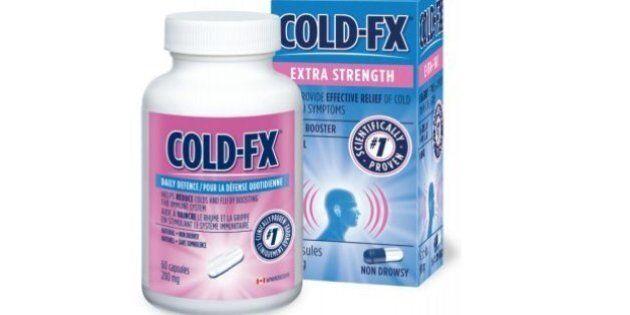 Les fabricants du produit Cold-FX s'opposent au dépôt d'un recours