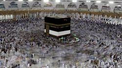La Mecque sous haute sécurité pour le