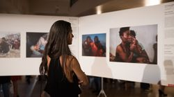Revivez en images le vernissage du World Press Photo au Marché