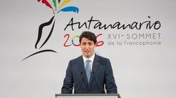 Trudeau parle avortement, LGBT et mutilations génitales au Sommet de la