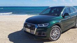 Premier contact Audi Q5 2018: même