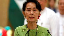 BLOGUE Aung San Suu Kyi, un symbole d'espoir démocratique failli à son