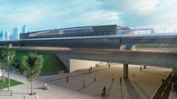 REM: trois nouvelles stations à