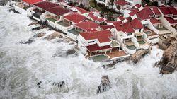 Irma: 1,2 milliard d'euros de dégats à St-Martin et St-Barthélemy, qui se préparent à l'arrivée de