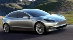 Voici la Tesla Model 3