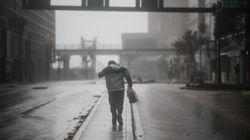 Voyez les photos saisissantes de l'ouragan Irma en