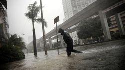 Irma rétrogradé en tempête tropicale, mais la prudence reste de