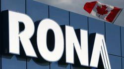 Les actionnaires de Rona approuvent la vente à
